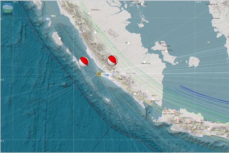Ini kata pakar soal penyebab gempa 6,4 SR di Bengkulu