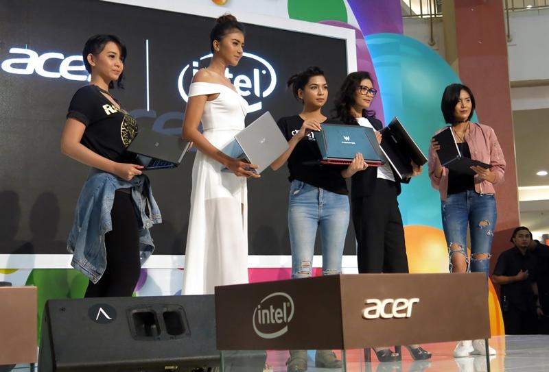 Acer perkenalkan jajaran produk keren & trendy lewat GenerAcer Day