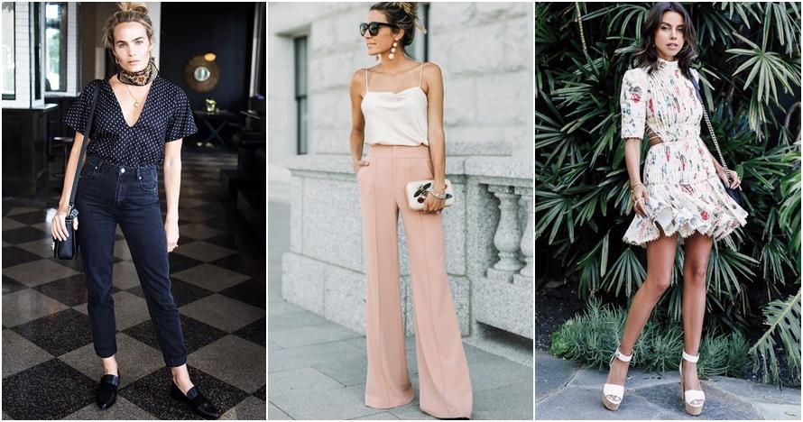 6 Item fashion yang wajib dimiliki cewek bertubuh pendek, intip yuk!