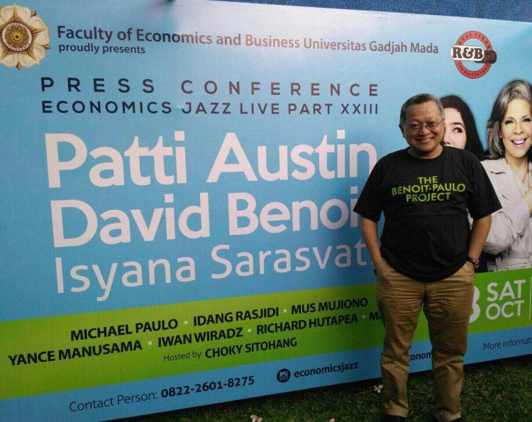 Penyayi legendaris Patti Austin siap tampil di Economics Jazz ke-23