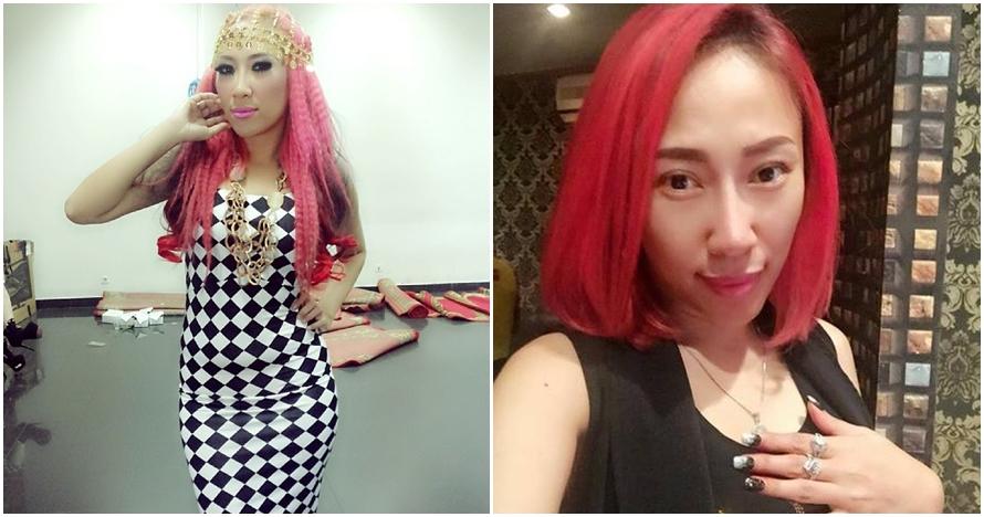 Perubahan wajah Dewi Sanca sebelum & sesudah oplas, bikin pangling
