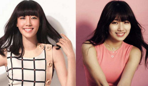 Jadi idola di negaranya, aktris ini sampai dijuluki Suzy KW
