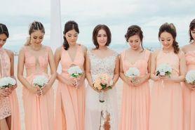 Tak melulu high heels, 12 flat shoes ini bisa dipakai ke wedding party