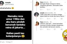 Kolaborasi netizen bikin cerita cowok di rumah tante ini bikin ngakak