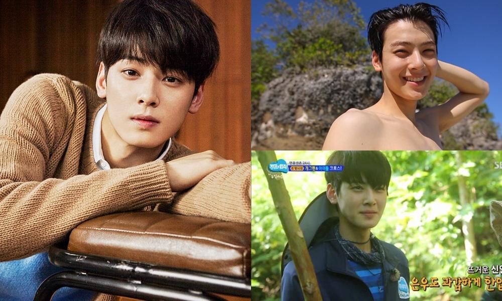 7 Idol K-Pop ini tetep ganteng natural meski hidup di tengah hutan