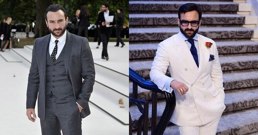 10 Gaya aktor Bollywood Saif Ali Khan ini bukti ia Don Juan sejati