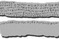 10 Bahasa kuno di dunia yang misterius, sangat sulit diterjemahkan