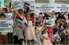 Ucapan selamat hari kemerdekaan Indonesia ke-72 dari penjuru dunia