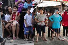 Potret keseruan 11 selebriti saat rayakan Agustusan