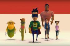 HUT RI ke-72, Endank Soekamti rilis klip animasi 'Salam Indonesia'