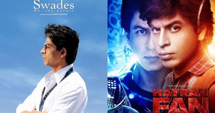 Tak selalu sukses, 10 film Shah Rukh Khan ini justru merugi
