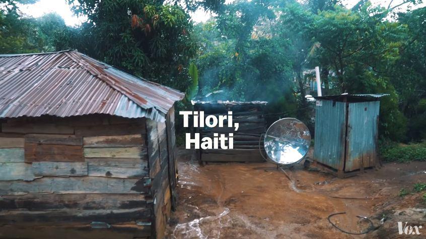 Oven Solar Haiti © 2017 brilio.net