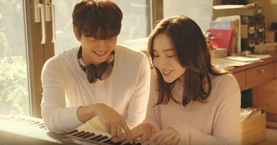 Adu akting di iklan smartphone, Gong Yoo peluk mesra Tatjana Saphira