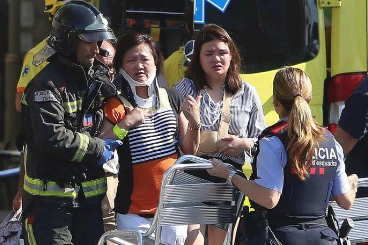 5 Fakta serangan teror mengerikan di Barcelona