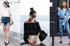 Ingin tampil bak fashion blogger hits? 12 item ini wajib kamu punya