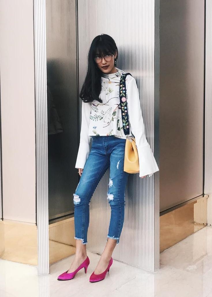 item wajib fashion blogger hits  © 2017 berbagai sumber