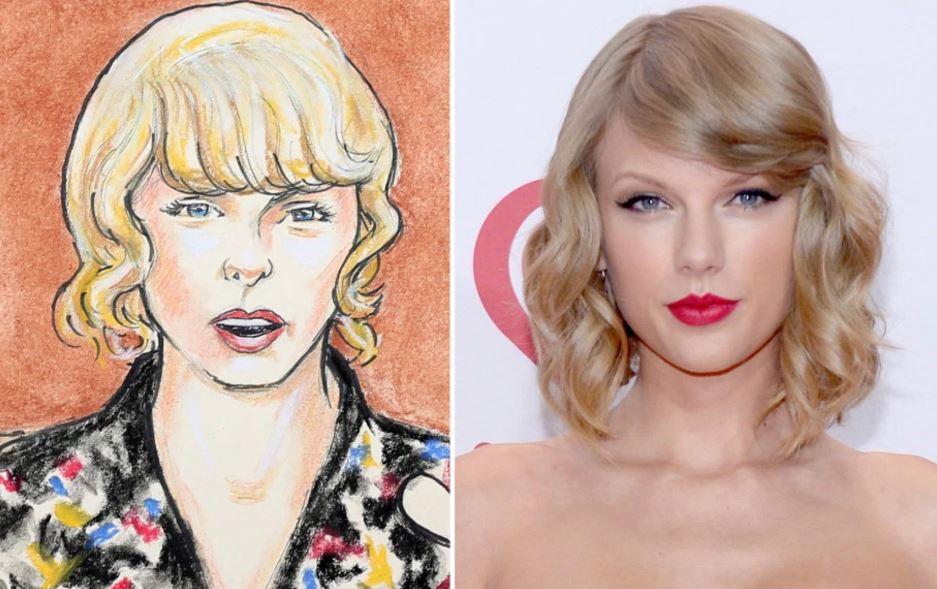 Begini jadinya jika potret 14 selebriti Hollywood dibikin sketsa