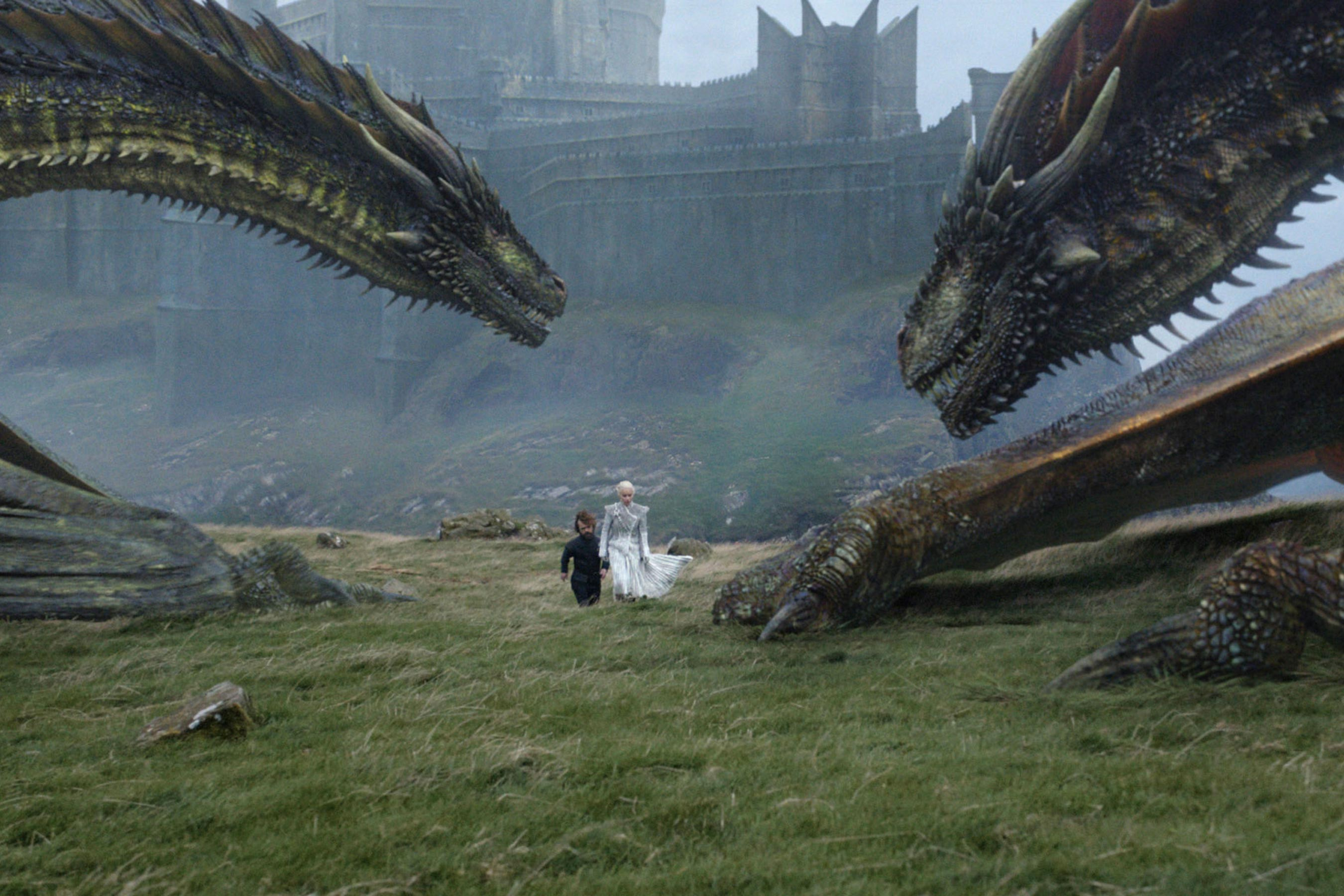 Belum rilis, 10 penampakan Game of Thrones episode 6 bocor di internet