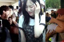 Selain Taeyeon, 8 seleb Korea ini jadi korban kekasaran fans Indonesia