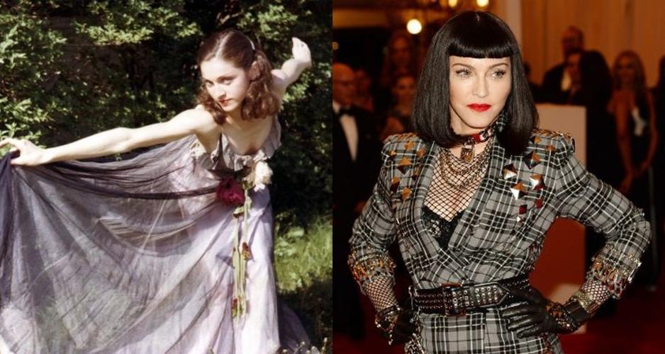 15 Foto transformasi kecantikan Madonna, gayanya ikonik