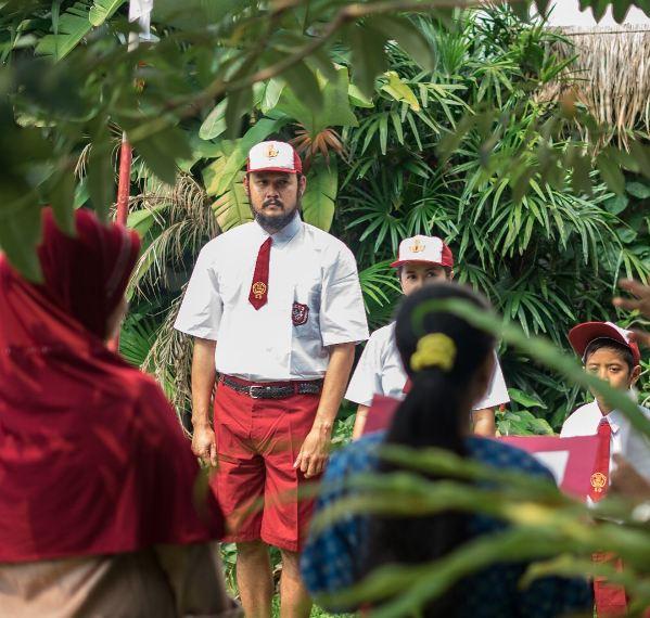 perayaan agustusan dwi sasono © 2017 brilio.net