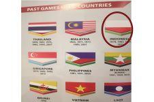 Menpora Imam Nahrawi berang, Malaysia cetak terbalik bendera Indonesia