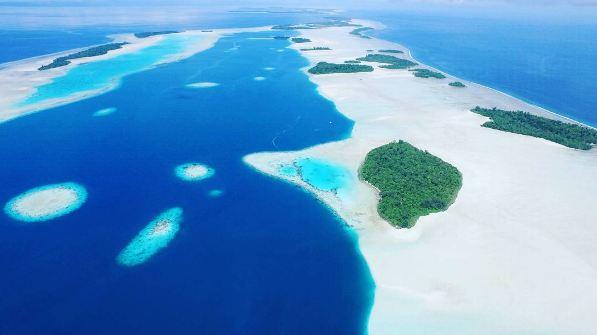 Kepulauan Widi © 2017 Istimewa