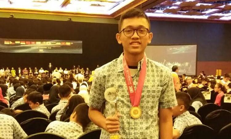 Langganan medali olimpiade, ini 5 fakta Irfan anak Kapolda Metro Jaya