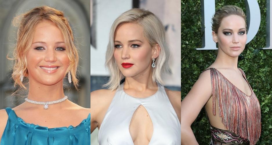 Ini 15 foto perubahan Jennifer Lawrence, selalu tampil memesona