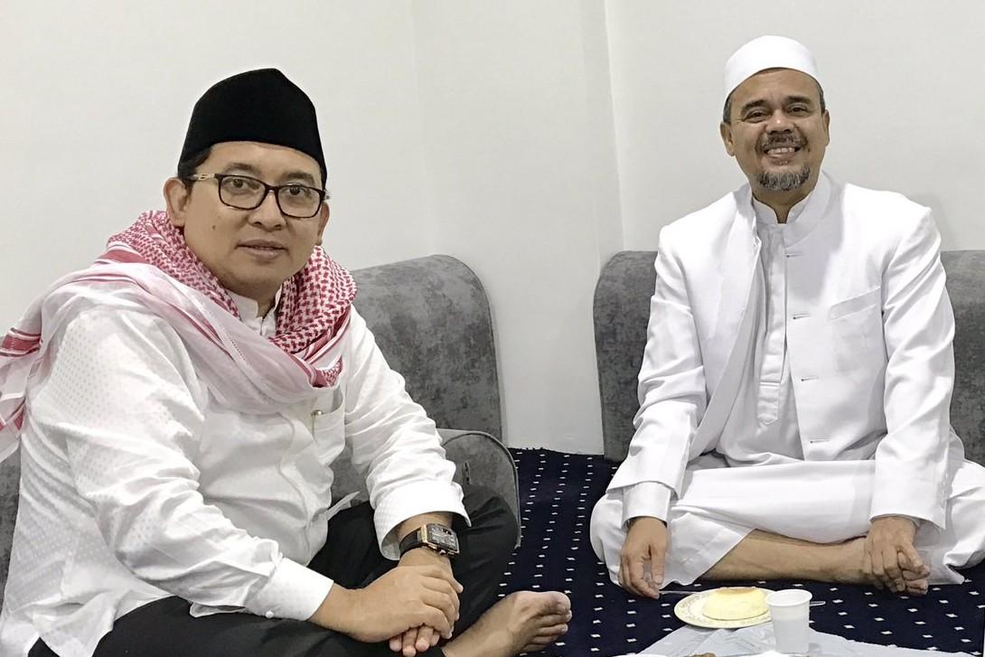 3 Tokoh politik ini bertemu Habib Rizieq di luar negeri, ada apa ya?