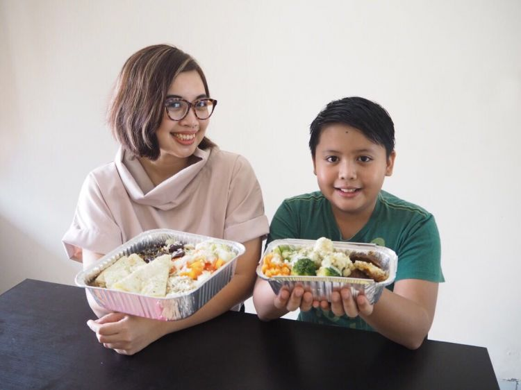 Lezatnya olahan homemade lasagna dan makaroni dari Batikichen