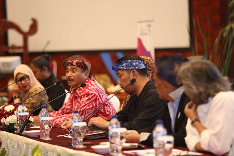 Rayakan HUT RI 72, Bandung tampilkan seni budaya Sunda lewat karnaval