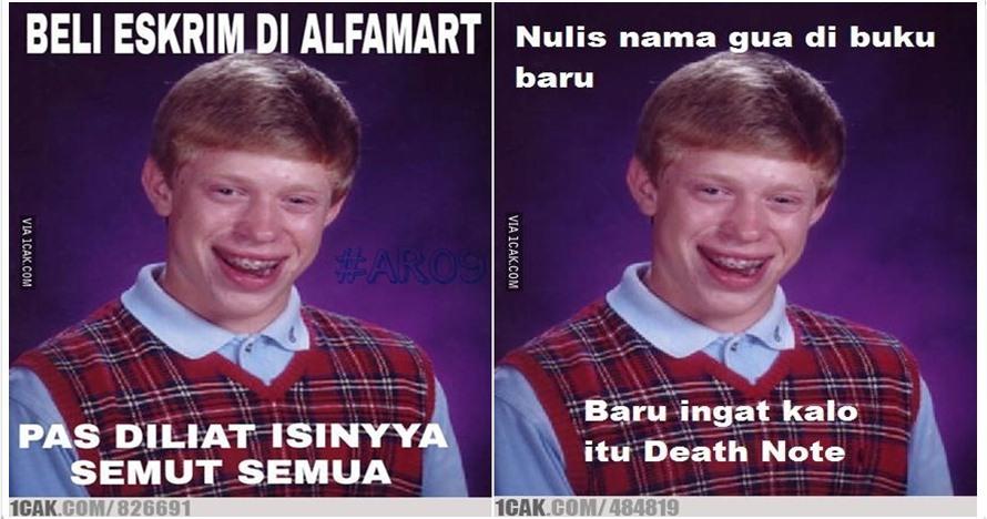 15 Meme 'Bad Luck Bryan' ini ngenes tapi bikin cekikikan