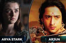 8 Karakter di Game of Thrones ini mirip Mahabharata, kebetulan?