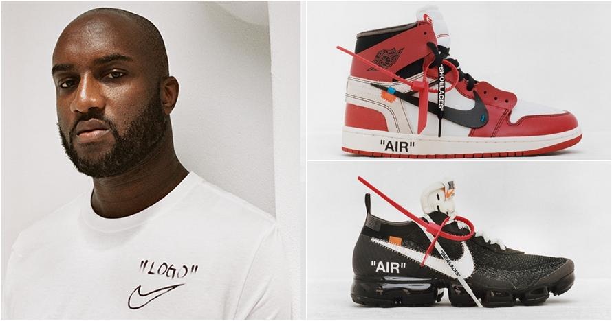 Kolaborasi dengan desainer kondang, Nike rilis koleksi edisi terbatas