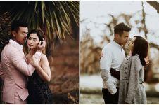 Segera menikah, ini 10 foto mesra Dion Wiyoko & Fiona saat prewedding