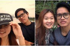10 Potret kemesraan Kaesang Pangarep dan sang kekasih, kapan nikah?