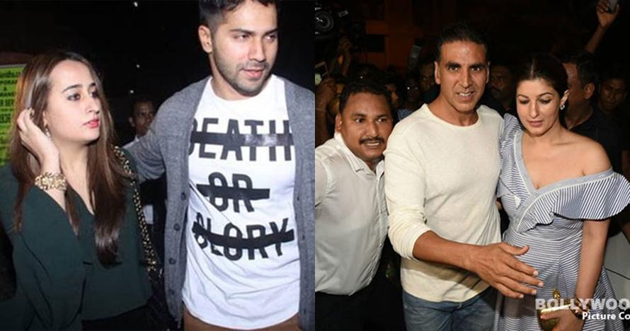 Aksi sigap 5 aktor Bollywood lindungi kekasih dari kepungan wartawan