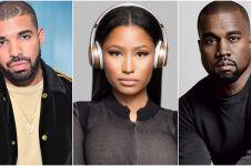 10 Rapper terkaya di dunia tahun 2017, favoritmu nomor berapa?