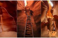 8 Potret eksotis lembah bawah tanah ini bikin kamu takjub deh