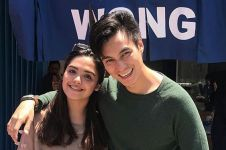 Unggah foto berdua, Baim Wong dan Vebby Palwinta mulai go publik?