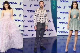 25 Penampilan fashion paling memukau di MTV Video Music Awards 2017