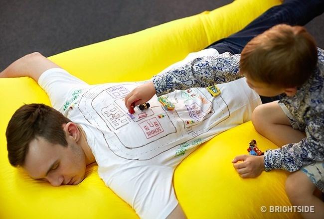 Orangtua bisa gunakan 10 life hack ini untuk memudahkan aktivitas anak