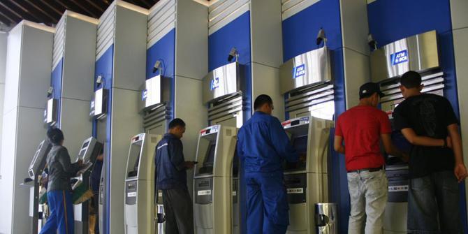 Normalkan ATM yang offline, BCA butuh waktu tiga minggu