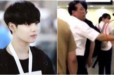 Setelah Taeyeon, kini Taemin SHINee alami perlakuan buruk di bandara