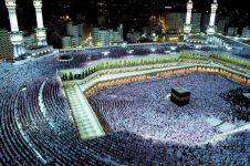 10 Negara dengan jumlah jemaah haji terbanyak, Indonesia nomor berapa?
