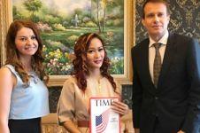Kali kedua masuk majalah Time, Inul Daratista bocorkan isi wawancara
