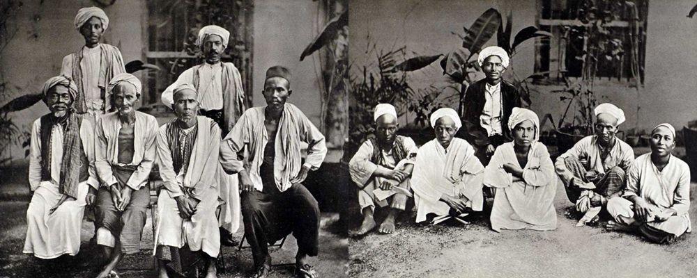 Haji dari berbagai negara abad ke 18 © 2017 brilio.net