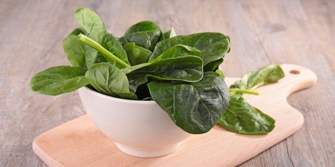 makanan penurun darah tinggi © merdeka.com