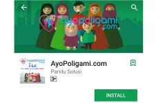 Heboh aplikasi AyoPoligami, ini 4 faktanya yang sita perhatian